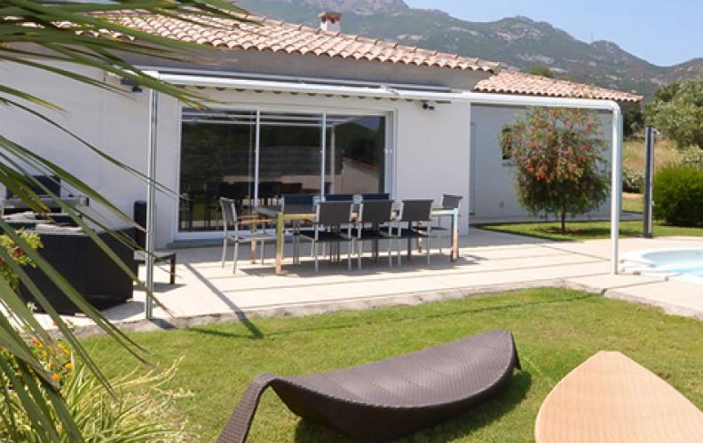 Louer une maison pas chère en Corse